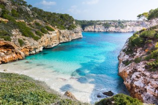 mallorca bay beach